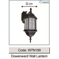 Downward Wall Mount Lantern