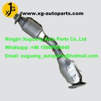 nissan teana altima 2.0 2008 three way catalytic converter exhaust manifold car part thumbnail image
