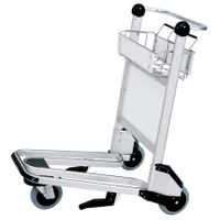 Airport Luggage Trolley thumbnail image