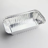 Disposable Aluminium Foil Food Pan