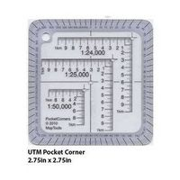 Ruler For Topographic Maps