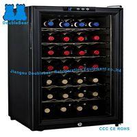 Red wine freezer, wine display refrigerator, red wine cooler showcase