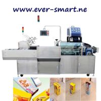 full-automatic hot melt glue cartoning machine