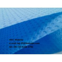 hot sell anti-pull ultrasonic composite nonwoven fabric ultrasonic composite non woven fabric for ca