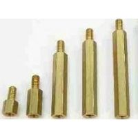 Hexagonal Copper Pillar/Single Head Hexagonal Copper Column/Copper Cylinder Screw Hexagon Isolation