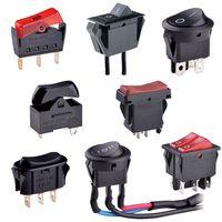 110V 250V Electric Appliance DPDT SPDT On OFF Light Rocker Switch