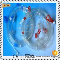 disposable hemodialysis blood line set