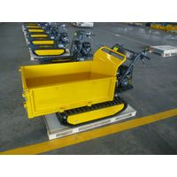 Wholesale 500N Hydraulic pump 6.5hp 500kgs mini dumper crawler, different use thumbnail image
