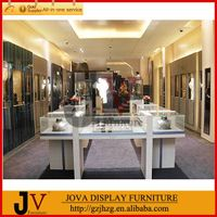 Delicate glass jewelry display table for jewelry retail store thumbnail image