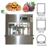 Dried Fruit Strawberry Premade Pouch Packing Machine thumbnail image