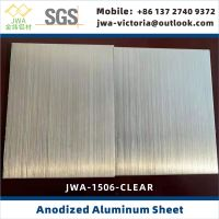 Factory Supplies Anodized Aluminum Sheet for Metal Curtain Wall Materials, Aluminum Coil Anodizing