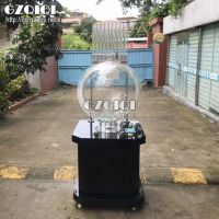 P600L Black Large chamber jet lottery bingo machine use for casino or auction thumbnail image
