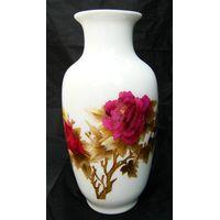 Porcelain Vase large and white (WRYCW210) thumbnail image
