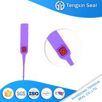 TXPS 005 Self-locking one time used plastic logistics seal