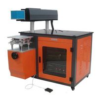 Integrated Style RF CO2 Laser Marking Machine