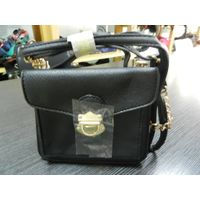 Have stock metal lock and a front pocket shoulder bags