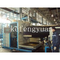 HDPE hollowness winding pipe machine
