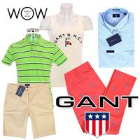 GANT clothes from our warehouse