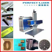 Metal/wood/plastic Fiber laser marker