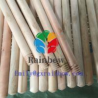 Natural broom handles stick long handle thread push brush broom broom garden cleaning natural wooden thumbnail image