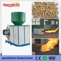 steam boiler biomass pellet boiler burner