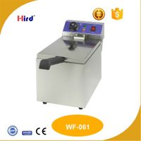 CE Small electric chip fryers Cooking fryer China sourcing fair WF-061