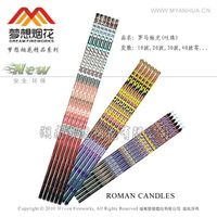 Dream fireworks  offer  all kinds of roman candles thumbnail image