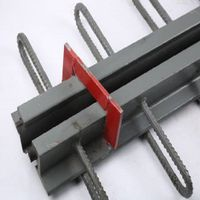 Aluminum Alloy Steel Strip Seal Expansion Joint for Infrastructure Construction