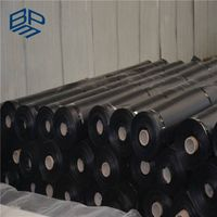 hdpe geomembrane liner 2mm hdpe geomembrane black roll prix geomembrane