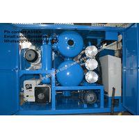 High quality mobile transformer oil treatment plant thumbnail image