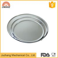 "6""-20"" Aluminum Alloy Pizza Tray, Pizza Pan, Pizza Plate, Pizza Baking Pan, Pizza Oven Utensil"