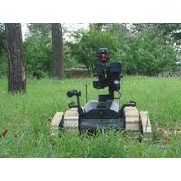Intelligent Explosive Ordnance Disposal Robot