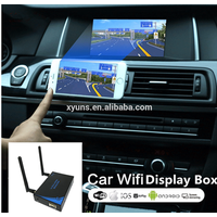 car wifi mirror link box support ios 11 and youtube