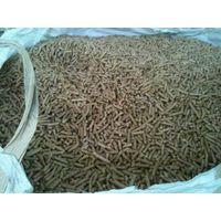 Wood pellet, Sawdust pellet