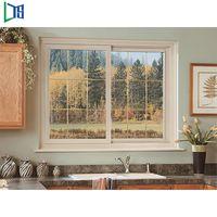 Brand new aluminium windows glass latest window designs thermal break