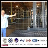 gorden fence & railing welded wire mesh panel