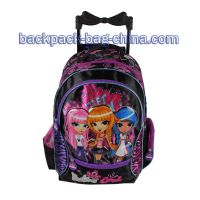 School Trolley Bags for Little Girls thumbnail image