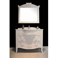Godi Solid Wood Classic White Color Vanity TG-04