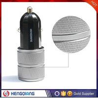 Grandever universal usb car charger adapter 5v 2.4a 2 usb car charger