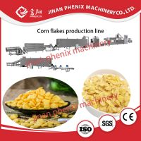 full automatic extruder machine to make corn flakes thumbnail image
