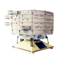 99% sieving purity tumbler screen machine for powder thumbnail image