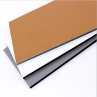 Factory price colorful aluminium composite panel For interior/exterior wall cladding thumbnail image