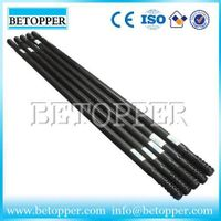 thread rock extension drill rod
