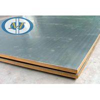 Titanium clad (steel) plate