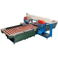 A6 automatic glass drilling machine for architectural glass