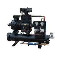AR water-cooled condensing units