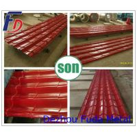 metal building material glazed roof tiles roof panel