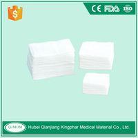 100% Cotton gauze Pad Sponges for Medical Use thumbnail image