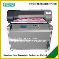 New design digital inkjet UV led flatbed printer for wholesale