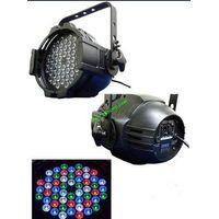 54*3w led par can high power par lighting indoor light
